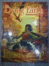 The Dying Earth Roleplaying Game Core Book RPG Jack Vance