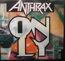 Anthrax Only (#9663102) [Maxi-CD]