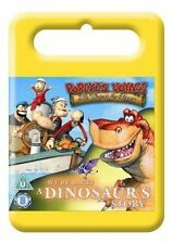 POPEYE'S VOYAGE THE QUEST FOR PAPPY & WE'RE BACK A DINOSAUR'S STORY SONY DVD VGC