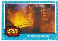 2015 Star Wars Journey To The Force Awakens #56 The freezing process Topps