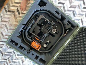 Freefly Movi Pro Bundle Camera Stabilizer (Gimbal), Pelican Case, Mimic Wireless