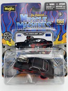 Maisto Limited CHASE 1970 Plymouth Hemi Cuda Muscle Machines 1:64 FREE SHIPPING