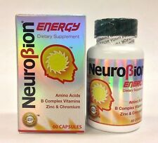 1 BOTTLE OF NEUROBION ENERGY 60 CAPSULES