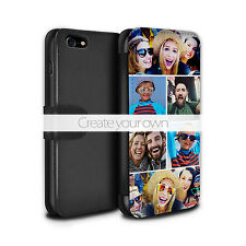 Create Your Own Design Personal PU Leather Case/Wallet for Apple iPhone 7 Plus