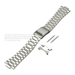 Seiko Stainless Steel 19 mm Watch Bracelet Band f/ SCWS73 SKXS73 SNXS73 + Others