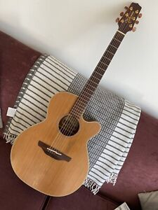 Takamine EAN40CX electro acoustic guitar.