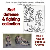 The art of self defense - 240+ eBooks and articles on fighting - martial arts