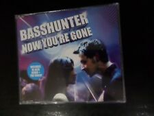 CD SINGLE - BASSHUNTER - NOW YOU'RE GONE