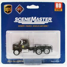 HO Scale Walthers Scene Master 949-11184 UPS United Parcel Service Semi Tractor