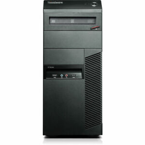 Lenovo Thinkcentre M91P Tower Core i5 2400/ 8GB Ram/ 1TB/ BluRay/DVDRW Win10 Pro