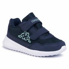 Kinderschuhe KAPPA CRACKER II K Klettverschluss Sneaker Turnschuhe Blau Gr. 33