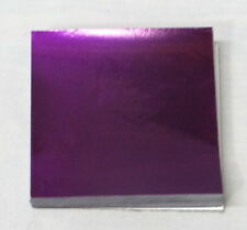 Purple Candy Foil Wrappers Confectionery Foil 125 count