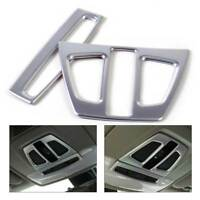 Interior Front Reading Lamp Light Cover Trim fit for BMW 1/3/4 Series X5 X6