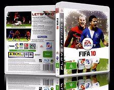 (PS3) FIFA 10 / 2010 / 2K10 (G) (Sports: Soccer / Football) Guaranteed, Tested