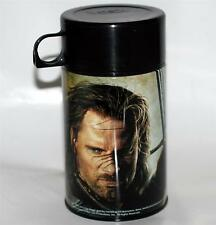 LORD OF THE RINGS Return of the King Fantasy Movie TRAVEL MUG DRINKING CUP New