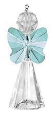 925 argent sterling et cristal Swarovski charme / pendentif Kit, LT angel turquoise