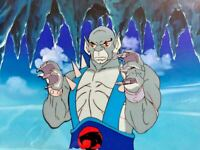 ThunderCats Anime production cel Character model Panthro American animation 06