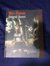 Vampire The Requiem Night Horrors: Immortal Sinners