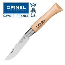 KNIFE OPINEL N° 5 COLTELLO DA LAVORO CAMPO CACCIA PESCA SURVIVOR FOLDING CAMPING