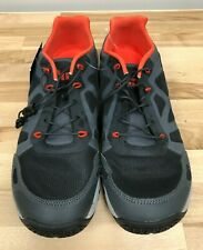 Gill Marine Race Trainer RS43 Men's Graphite Non-Slip Boat Shoes - NWT - Size 8