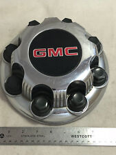 1999-06 GMC Sierra 2500 3500 CHROME Wheel Center Hub Cover Cap OE 15052381