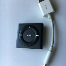Apple iPod shuffle 2GB - 4th Generation - Slate/Black/Space Grey A1373 Perfect