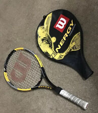 Wilson Energy Titanium Tennis Racquet with Cover