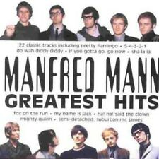 Manfred Mann - Ages of Mann [New CD]