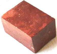 Pipestone - Catlinite - Carving  Block - 570 grqms - 1.25+ Lbs - Minnesota