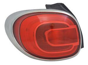 FEUX ARRIERE FIAT 500L 500 L 09/2012-UP GAUCHE CONDUCTEUR