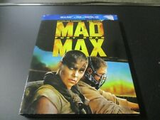 "COFFRET BLU-RAY + DVD ""MAD MAX : FURY ROAD"" Charlize THERON, Tom HARDY"