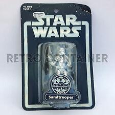 STAR WARS Kenner Hasbro Action Figure - SILVER COLLECTION - Sandtrooper (2004)