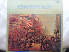 """12"""" canzoni of the Civil War era-sung by the Union Confederacy"""