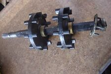 Snowmobile Skidoo Bombardier 670 Snow Mobile Axle Drive Shaft Rollers Track J11