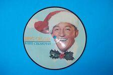 "BING CROSBY "" White Cristmas-Ailent Night-Christmas in Killarney"" MCA RECORDS NU"