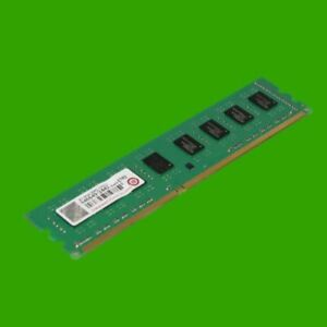 Transcend 4 GB RAM / Speicher 2Rx8 PC 10600U 1333 MHz  DDR3 240 pin DIMM