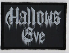 HALLOWS EVE PATCH / SPEED-THRASH-BLACK-DEATH METAL