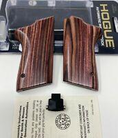 Hogue® 13610 Exotic Kingwood Wood Grip S&W 3900 Series COMPACT Gen 3 w/ DECOCKER