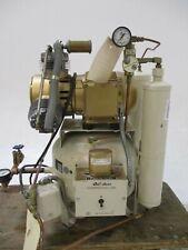 Air Techniques A4 2 Dental Single Air Compressor Unit Oil Free 70 Decibels 220v