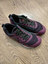 59f049caa7f3 Reebok Crossfit Nano 6 Women s Training Lifting Shoes Sz 7.5 Purple Maroon  White