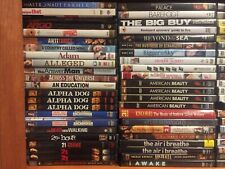 244 DVD LOT. PICK and CHOOSE Buy more and Save on Shipping. Great Selection