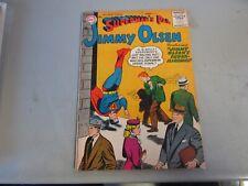 Superman's Pal Jimmy Olsen #13 COMIC BOOK 1956