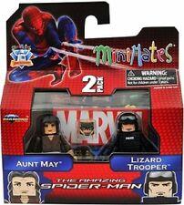 Marvel Minimates Series 46 Aunt May & Lizard Trooper Variant by Diamond Select