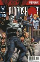 Bloodshot #10 Harbinger Wars (3 of 3) Pullbox Cover Comic Book 2013 - Valiant