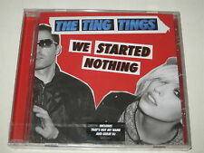 The Ting Tings/we started Nothing (Sony/88697314542) CD Album