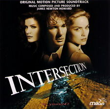 Intersection-Original Soundtrack [1993] | James Newton Howard | CD