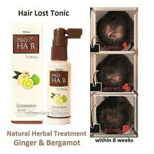 HAIR LOST TONIC REGROWTH FAST GROWTH Men Natrural Herbal Extra Treatment 50 ml.