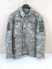US Army Feldjacke TEESAR Inc Field Jacket Digital ACU + Liner cold weather Gr.M