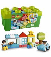 LEGO DUPLO Big Large Green Brick Storage Box Play Gift Set 10913 65 Piece 18m+