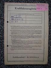 Daimler Benz 220SB 110 ps 2,2 Ltd 1963 5 posti tettuccio panoramico Scheda dati